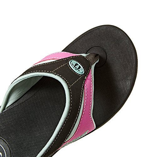 Animal Flip Flops Fader Womens Flip Flops - Misty Mint Green