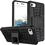 Wow Imagine Defender Hard Case Back Cover For ZUK Lenovo Z2 Plus - Pitch Black