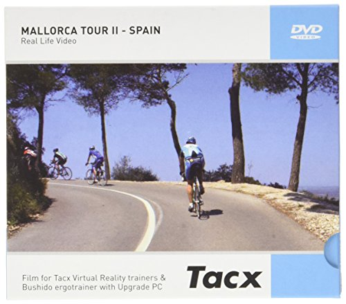 Tacx Real Life Video: Mallorca Tour 2 Spain for Tacx VR system ()