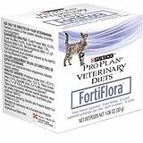 Pro Plan Veterinary Diets Purina Fortiflora Feline Nutritional Supplement Box, 30gm