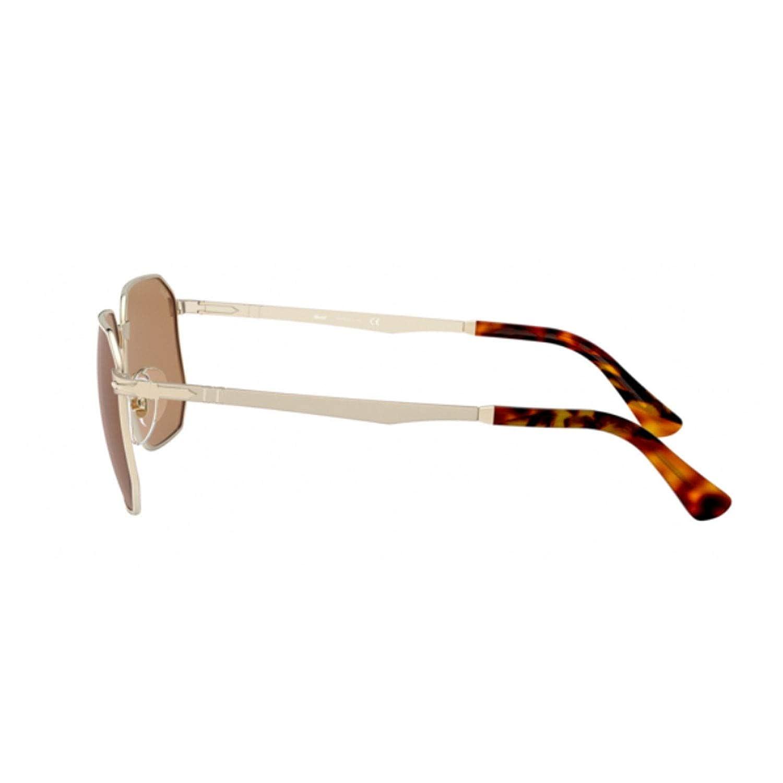 Persol MORRIS PO 2461S GOLD//BROWN 58//15//145 unisex Sunglasses