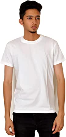 Droit Chemin Dc126 Crew Neckline Boy'S T-Shirt - L