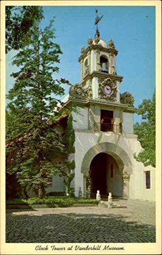 Clock Tower At Vanderbilt Museum, Centerport Long Island, New York Original Vintage (Postage Stamp Museum)