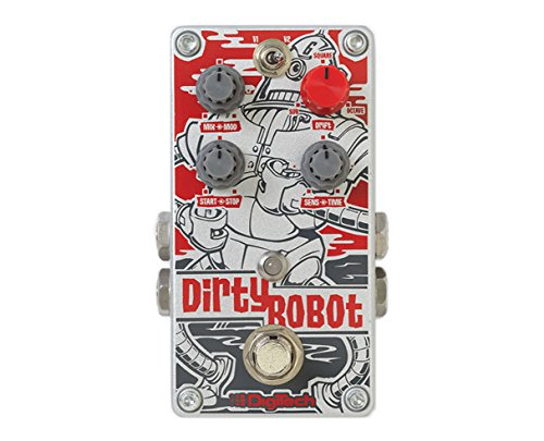 DigiTech Dirty Robot Stereo Mini-Synth Pedal (Best Synth Pedal Guitar)