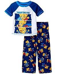 Daniel Tiger Boys' 2 Piece Pant Set Blue