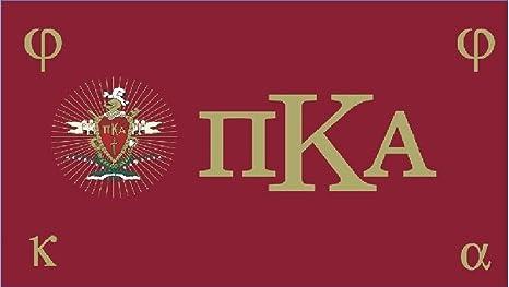Amazon pi kappa alpha official 3 x 5 flag garden outdoor pi kappa alpha official 3 x 5 flag voltagebd Gallery