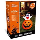 Joiedomi Halloween Inflatable Blow Up Ghost in