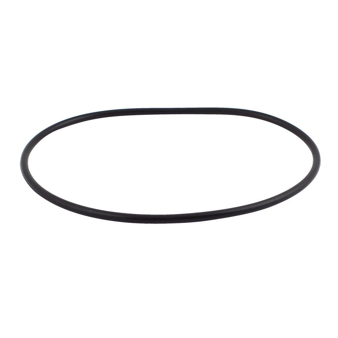 Sourcingmap/® Negro Universal de Juntas t/óricas 290 mm x 8.6 mm Buna-N Oil Material de Juntas Arandelas Ojales