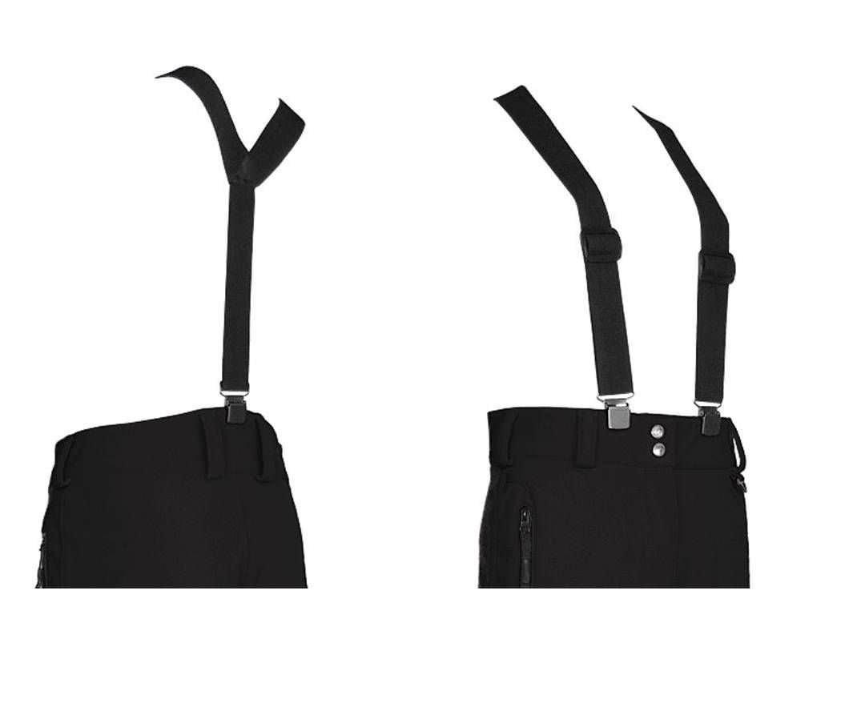 Killtec Wing Bretelle per Pantaloni da Sci
