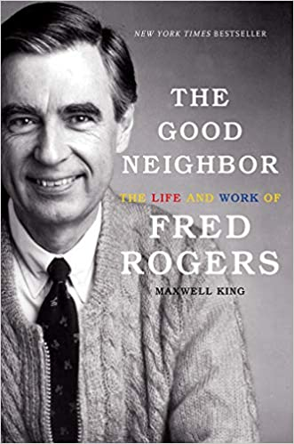 Image result for the good neighbor book fred rogers
