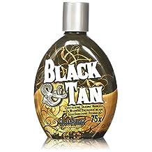 Millenium Tanning Black & tan 75x indoor tanning bed bronzer 13.5 Ounce
