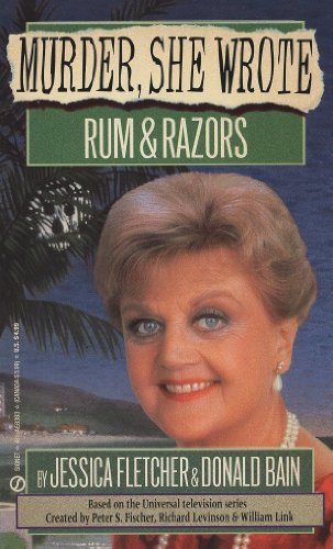 Murder, She Wrote: Rum and Razors (Murder She Wrote Book 3)