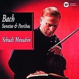 バッハ:無伴奏ヴァイオリンのためのソナタ&パルティータ