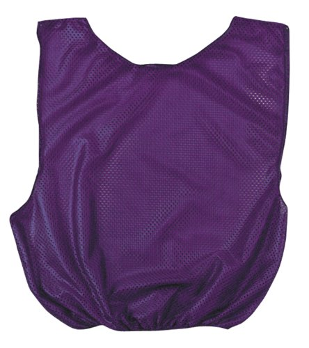 Markwort Youth Poly Scrimmage Vests (Pack of 6), Purple ()