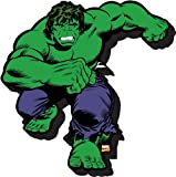 Aquarius Hulk Running Chunky Magnet