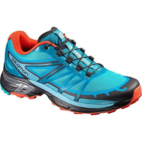 陰気ブランデーリーク(サロモン) Salomon レディース シューズ?靴 ブーツ Salomon Wings Pro 2 Trail Running Shoes [並行輸入品]