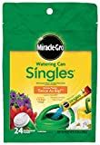 Outdoor Living : Miracle-Gro Watering Can Singles All Purpose Water Soluble Plant Food, Includes 24 Pre-Measured Packets