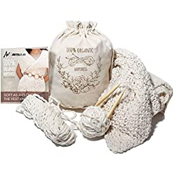 ARTE WEAR DIY Vest Knitting KIT