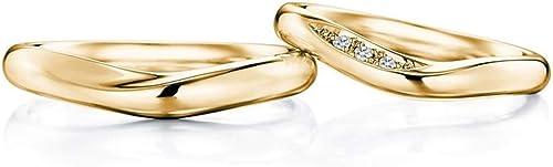 Epinki 6MM 14K Rose Gold Plated Dull Polish Couple Wedding Band Rings for Men Size 6