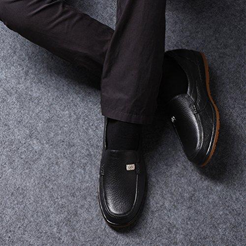 Imagen Xinwcang La Oficina Transpirable Antideslizante Shoes Clásico Zapatos Hombre Como Elegante Casual Mocasines Casuales qq6px7O