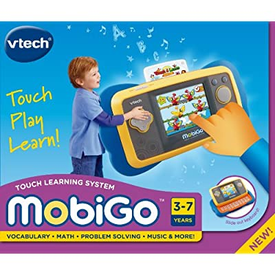 VTech - MobiGo Touch Learning System: Toys & Games