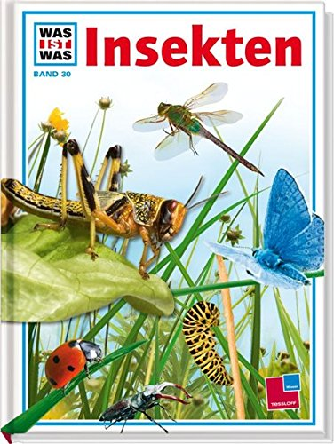 Was ist was, Band 030: Insekten