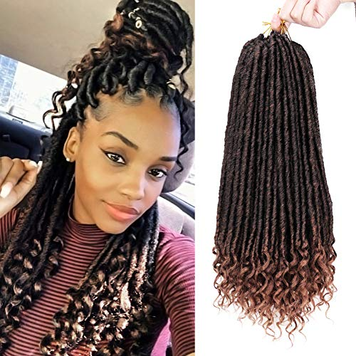 Straight Goddess Braiding Synthetic Extension