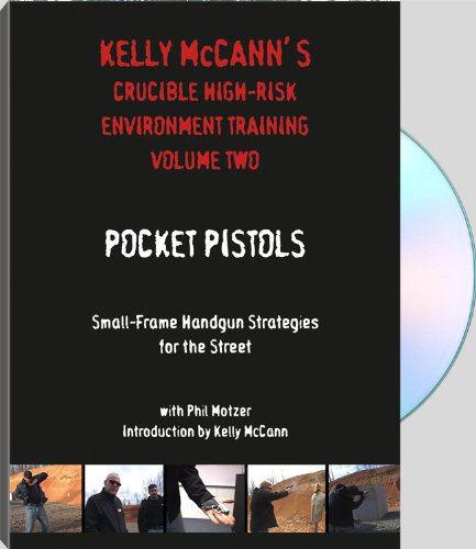 KELLY MCCANN`S CRUCIBLE HIGH-RISK ENVIRONMENT TRAINING Volume - Smallframe