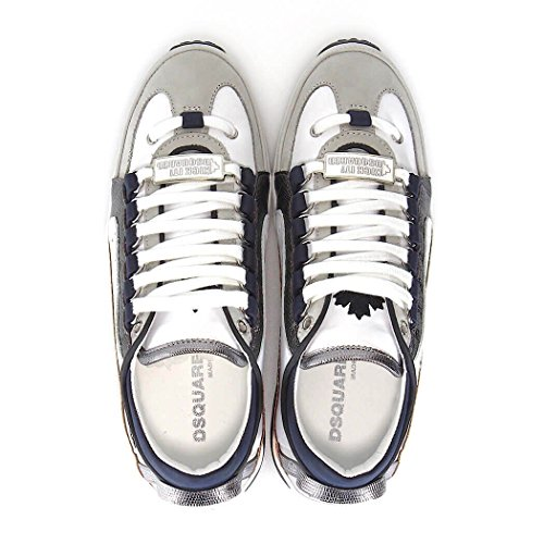 DSQUARED2 551 POWDER ANTHRACITE SNEAKERS