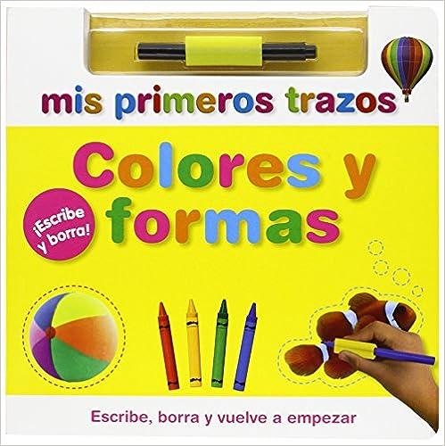 Descargar libros epub gratis Mis primeros trazos. Colores y formas PDF 8448830784