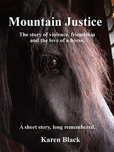 Mountain Justice by [Black, Karen]