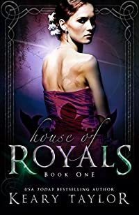 House Of Royals by Keary Taylor ebook deal