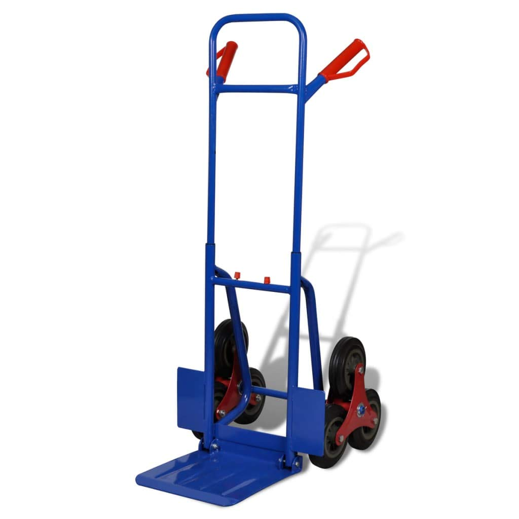 Heavy Duty 150kg Trolley with 6 Wheels