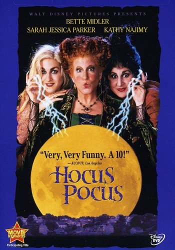 Buena Vista Home Video Hocus Pocus image