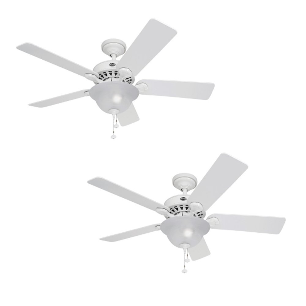 aviator indoor mount hunter fans close ceiling light glamorous or lighting with inside fan inch southern shop in downrod kendal lights breeze white