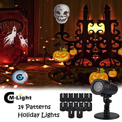 Outdoor Led Projector Christmas Lights - 1