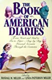 The Book of American Diaries, , 0380765837