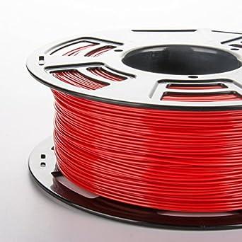 Filamento de impresora 3D DigiStruct PLA, 1,75 mm, 1 kg de bobina ...