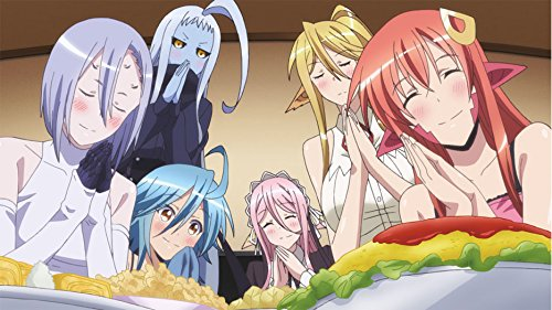 Monster Musume: Everyday Life With Monster Girls [Blu-ray]