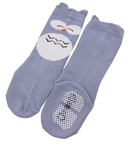 October Elf Unisex Baby Knee High Stockings Tube Socks 6 Pairs (S(0-1 Year), 5)