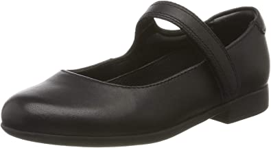 "Girls Clarks Formal//School Shoes /""Scala Pure/"""