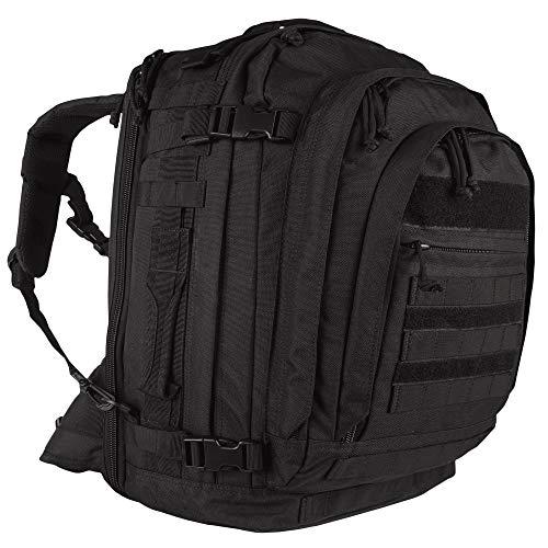 - Fox Outdoor Products Jumbo Modular Field Pack, Black