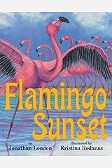 Flamingo Sunset Kindle Edition