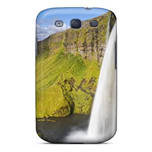 Hot Tpye Beautiful Waterfall Case Cover For Galaxy S3