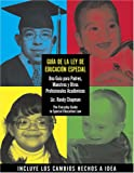 img - for Guia de la Ley de Educacion Especial (English and Spanish Edition) book / textbook / text book