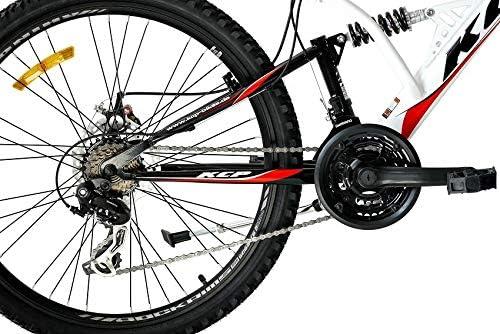 Kcp - Attack Bicicleta de Montaña, Tamaño 26 (66,0 Cm), Color ...