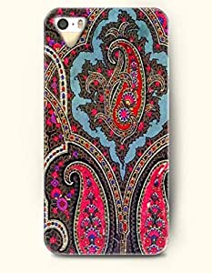OOFIT Apple iPhone 4 4S Case Royal Damask Pattern