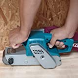 "MAKITA 3""X24"" BELT SANDER DUSTLESS, Model:9924DB"