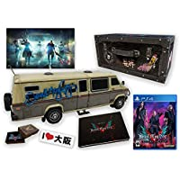 Devil May Cry 5 Collector Edition for PlayStation 4 by Development Plus