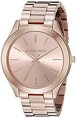 Michael Kors Women's Runway Rose Gold-Tone Watch MK3197 from Michael Kors Watches MFG Code